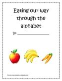 Healthy Food Alphabet Book