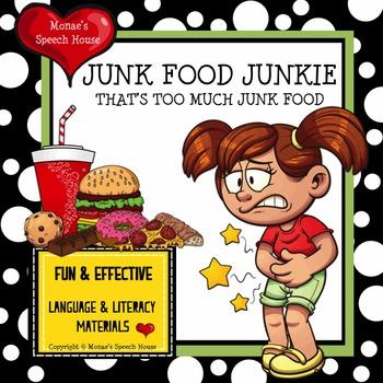 Healthy Food Junk Food
