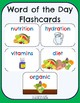 Healthy Food & Nutrition - No-Prep Thematic Unit Plan