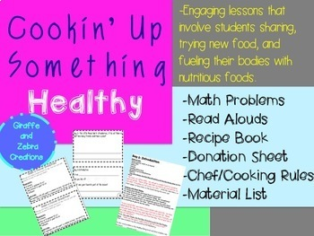 Healthy Eating and Food Unit