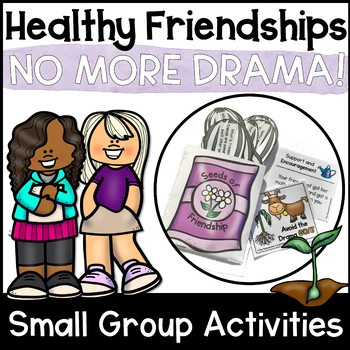 Healthy Friendships Girls Group for Relational Aggression