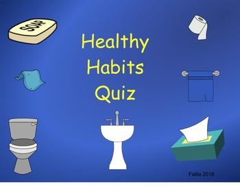 Healthy Habit Quiz