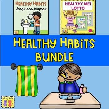 Healthy Habits BUNDLE: Songs & Rhymes/Healthy Me! Lotto