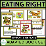 Healthy Habits Eating Right Book Bundle