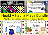 Healthy Habits Mega Bundle Food Groups Fitness 100+ pages!