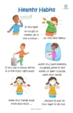 Healthy Habits Poster #2