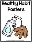 Healthy Habit Posters