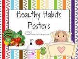 Healthy Habits Posters - Great for Back to School and Health - Zig Zag