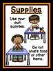 Healthy Habits Posters-The Modern Classroom