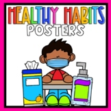 Healthy Habits Posters and Signs
