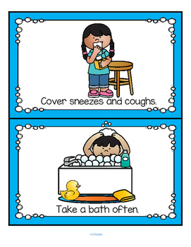 Healthy Habits Centers and Activities for Preschool and ...