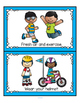Healthy Habits Centers and Activities for Preschool and Pre-K