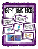 Healthy Habits Riddles