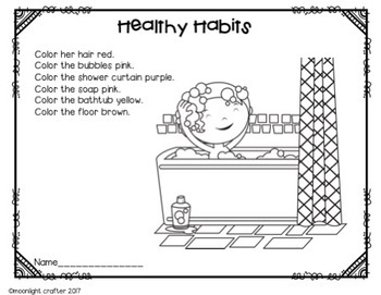 Healthy Habits: Routines at Night Time