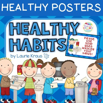 Healthy Habits Posters