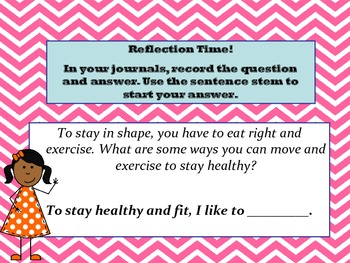 Healthy Habits: Storytown's Extending the CCRS Reading Adventures Theme 5