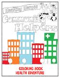 Healthy Habits Coloring Book