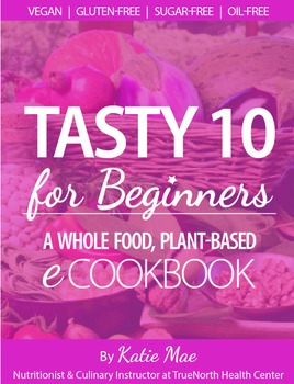 Plant-Based eCookbook for Beginners