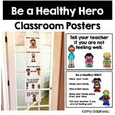 Healthy Kids Classroom Posters