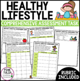 Healthy Lifestyle Assessment Task - Healthy Eating and Exercise