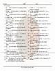 Healthy Lifestyle and Nutrition Translating Spanish Worksheet