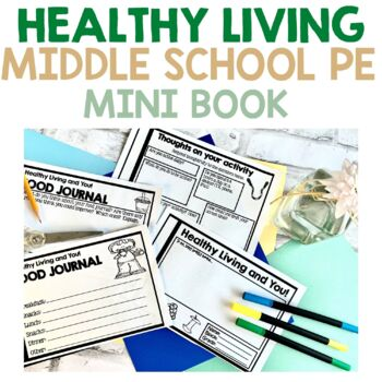 Healthy Living in Middle School Physical Education