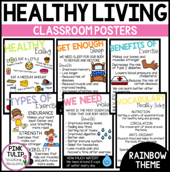 Not So Healthy Living Worksheets & Teaching Resources | TpT