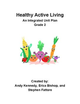 Healthy Living Unit Plan