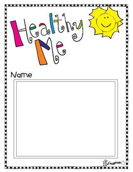 Healthy Me Booklet
