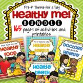 Healthy Me Bundle - Nutrition, Healthy Habits, Dental Health and Doctors