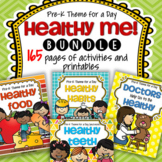 Healthy Me Bundle - Nutrition, Healthy Habits, Dental Health and Doctors