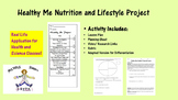 Healthy Me Nutrition and Lifestyle Project