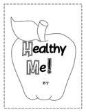 Healthy Me! Scrapbook