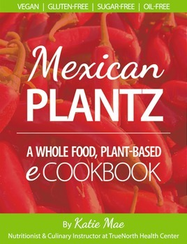 Healthy Mexican Vegan eCookbook