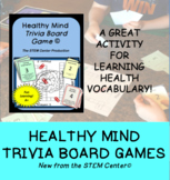 Healthy Mind Health Trivia Board