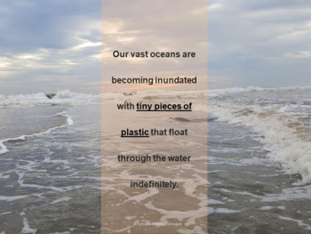 Healthy Oceans: Webquest with Worksheet