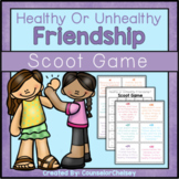 Healthy Friendship Activity For Friendship Skills and Relational Aggression
