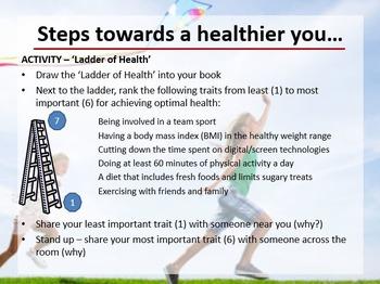 Healthy People, Healthy Communities Unit