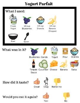 Healthy Recipe - Yogurt Parfait