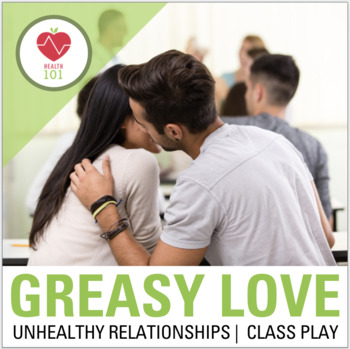 Healthy Relationship Qualities- Discussion Guide/List- Health Class
