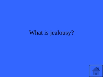 Healthy Relationships Jeopardy