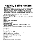 Healthy Selfie Project