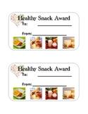Healthy Snack Award