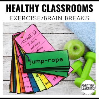 Healthy Teacher Exercise Breaks