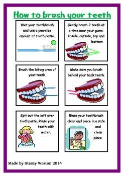 Healthy Teeth Activity Pack