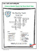 Dental Health: Healthy Teeth  Crossword