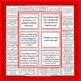 Healthy V.S. Unhealthy Dating Relationship Scenario Cards