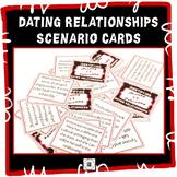 Healthy V.S. Unhealthy Dating Scenario Cards - Social Distancing