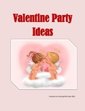 Healthy Valentine's Day Party Ideas