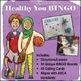 Healthy You BINGO (self-care, mindfulness, hygiene and healthy habits)
